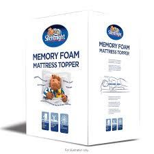 memory foam mattress topper packaging. Memory Foam Mattress Topper Packaging E