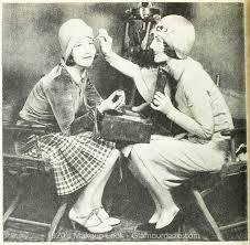 1920 s makeup hollywood beauty tricks eva von