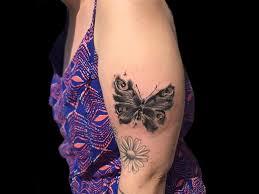 Tetování Motyl Tetování Tattoo
