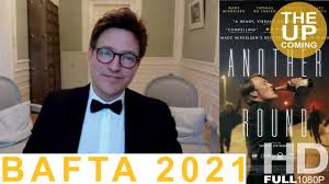 BAFTA 2021: Another Round Best Film Not In English Thomas Vinterberg  interview - YouTube