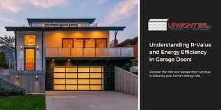 Understanding R-Value and Energy Efficiency in Garage Doors ...
