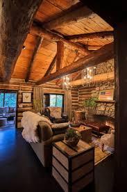 Best  Log Cabin Interiors Ideas On Pinterest - Interior log homes