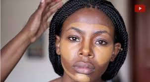 makeup for dark skin 1000 images about contouring on cosmetics highlights and powder dark skin makeup