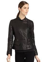 lyst via spiga leather moto jacket in black jpg 2000x2667 via spiga asymmetrical leather jacket