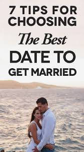 7 tips for picking your wedding date