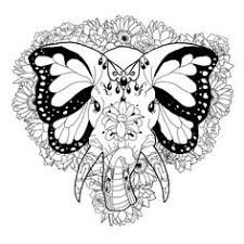 Small Picture 14 Images of Painted Indian Elephants Coloring Page Indian