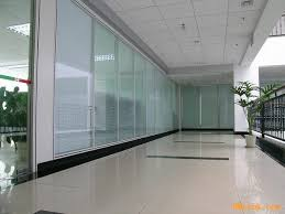 acoustic insulation office glass