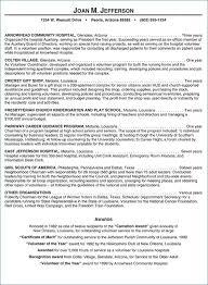 Volunteer Work On Resume Simple Volunteer Work On Resume Fresh Volunteer Work Resume Bizmancan