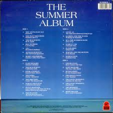 Summer Photo Albums Now Thats What I Call Music The Summer Album Uk 2 Lp Vinyl Record