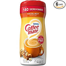 Leaner coffee creamer coupon 25% off at leanercreamer.com. Amazon Com Coffee Mate Coffee Creamer Hazelnut 15 Ounce Pack Of 6 Nondairy Coffee Creamers Grocery Gourmet Food