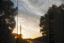 vietnam veterans memorial the gilder lehrman institute of the vietnam veterans memorial photograph by victoria sambunaris courtesy a lin studio