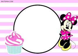 Free Minnie Mouse Birthday Invitations Minnie Mouse 1st Birthday Invitations 650 464 Minnie Mouse