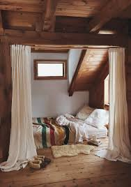 Attic Bedroom Cabin Attic Bedroom Hideaway Spaces Pinterest Attic