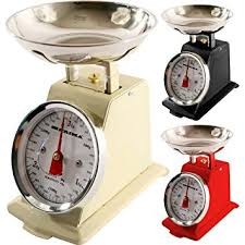 Small Picture NEW 3KG TRADITIONAL WEIGHING KITCHEN SCALE BOWL RETRO SCALES