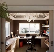 small room office ideas. so easy to spend the time working in this office home offices interiors inspiration architectural digest small room ideas w