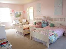 Pink And White Bedroom Furniture Sweet Shabby Chic Bedroom Furniture Ideas With Pink Wall Color And