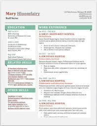 Microsoft Word Template Resume Beautiful Free Resume