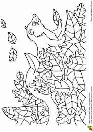 Dieren Kleurplaten Mooi 105 Beste Afbeeldingen Van Herfst