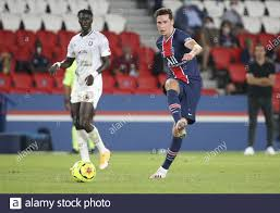 Julian Draxler of PSG during the French championship Ligue 1 football match  between Paris Saint-Germain (PSG) and FC Metz on September 16, 2020 at Par  Stock Photo - Alamy
