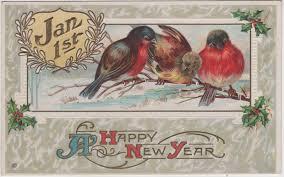 happy new years postcard happy new year birdies http 3 bp blogspot com _t7bhch _lqw