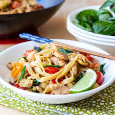 pad kee mao recipe drunken noodles