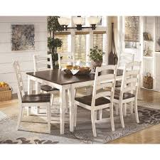 extendable dining room table by signature design by ashley. signature design by ashley whitesburg extendable dining table room y