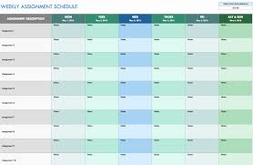 Scheduling Matrix Template Employee Schedule Template Excel Letter Sample Free Monthly