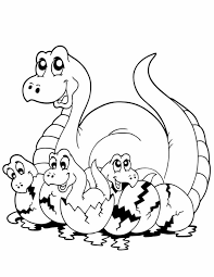 Small Picture Alluring Dinosaur Coloring Pages 2 7 Mosatt Coloring Coloring Pages