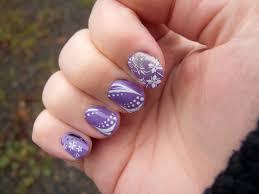 Diamond Nail Art Toes