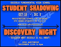 Shadowing Discovery Night Flyer2