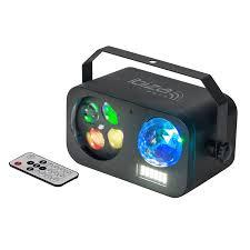 Ibiza Light Ibiza Light Combined Light Effect Astro Strobo Gobo Beam 3 In 1