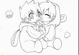 Chibi Anime Girl Coloring Pages Anime Chibi Coloring Pages For Girls