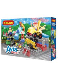 """Конструктор Бауер """"Avia"""" <b>набор</b> """"Сервис"""" Bauer. 8193151 в ..."""