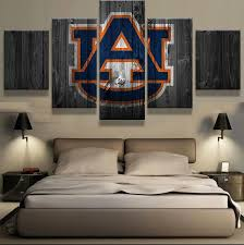>limited edition auburn 5 piece canvas auburn canvases and dorm limited edition auburn 5 piece canvas