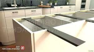granite countertop support legs wrought iron corbels for granite
