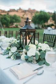 vintage wedding table runner ideas