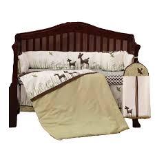 cartoon crib set