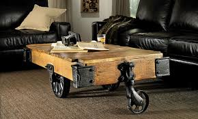 Factory Cart Table