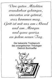 Trostworte Und Trauersprüche Großer Theologen