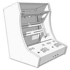 kit bartop 2 joueurs kit bois polycarbonate pour auto construction d un