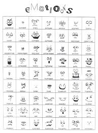 Smc English Chart Feelings Chart For Adults To Print Emotions Smc Edu