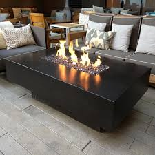 propane fire tables outdoor table outdoorlivingdecor costco pits blue rhino pit diy propane fire pit