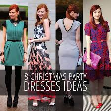 8 Christmas Party Dresses Ideas  Minis Midis And Maxis  Not Christmas Party Dress Up Ideas