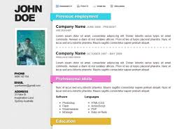 Laianderson Design Singapore Web And Graphic Designer Html Resume