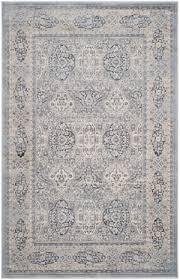 safavieh vintage vtg573l light blue ivory area rug