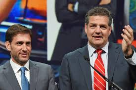 Mike and Mike turn against each other in poisonous ESPN breakup.