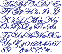 purchase the edwardian font and you can be sewing in 5 minutes delivery is imate to your email address characters included with the edwardian font are