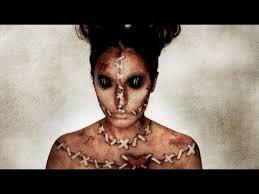 tutorial creepy voodoo doll makeup anchalmua