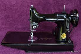 Singer Centennial Featherweight 221 Sewing Machine