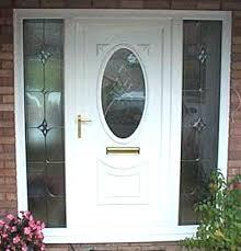 front door with side panel glass s s oak front door with glass side panels